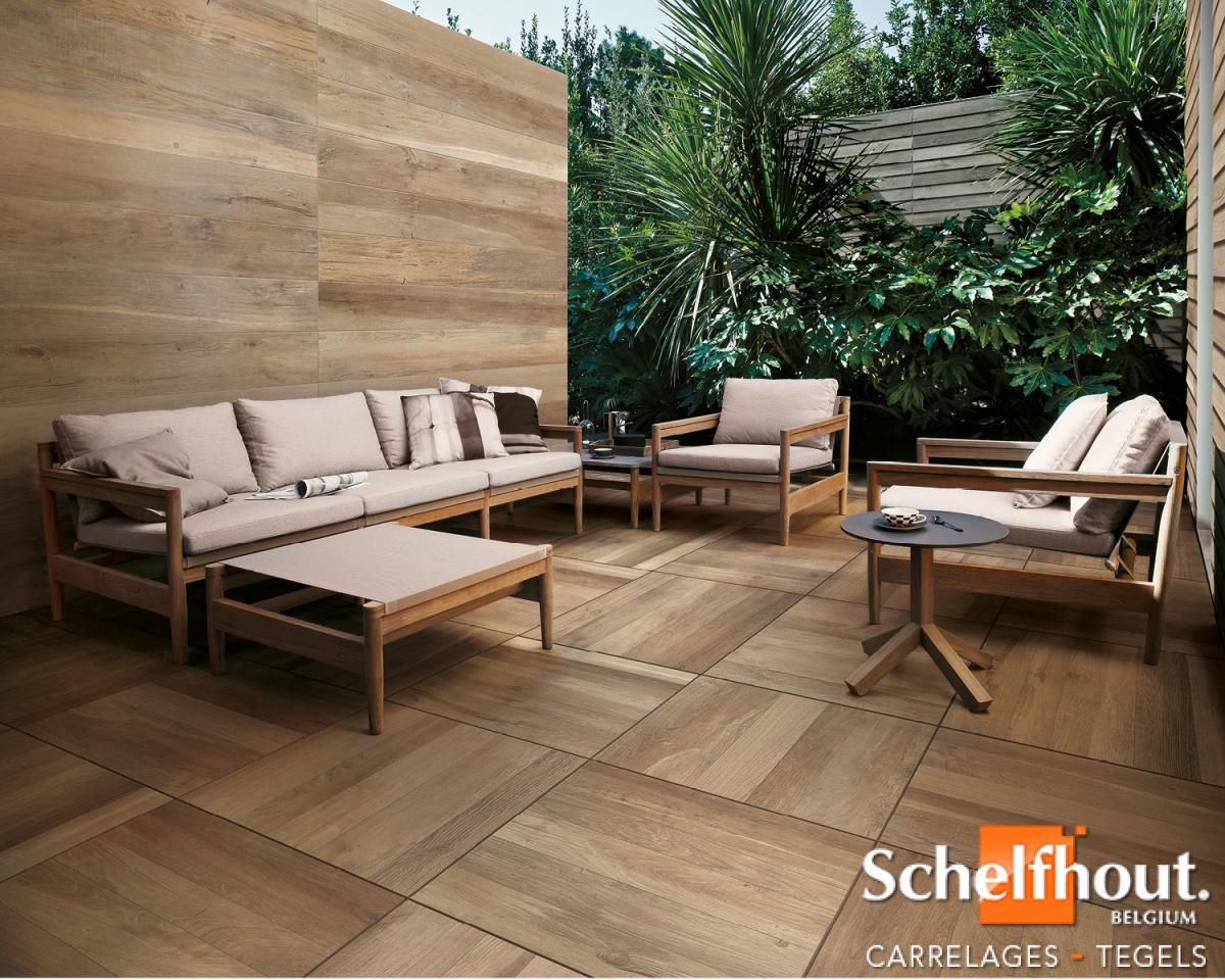 Carrelage Exterieur Imitation Bois schelfhout - |inspiration carrelage extérieur – terrasses