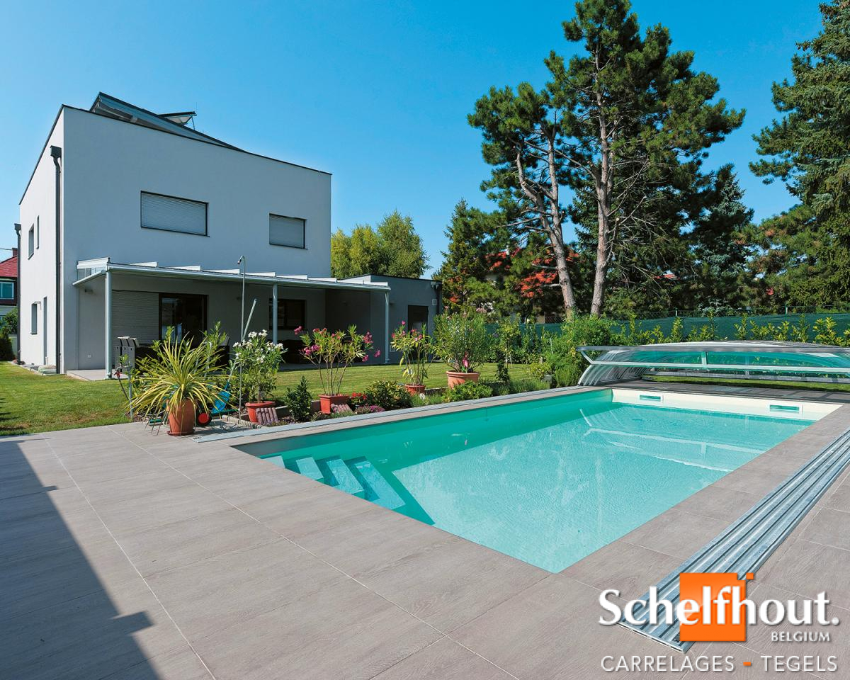 Schelfhout Inspiration Carrelage Extérieur Terrasses