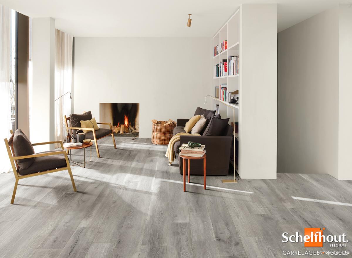 Carrelage Imitation Parquet Gris schelfhout - carrelages bois – parquet céramique